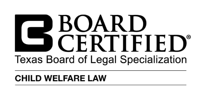 Texas Board of Legal Specialization Child Welfare Law