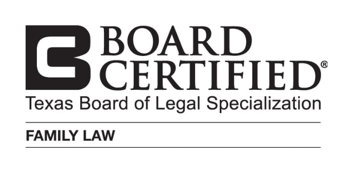 Texas Board of Legal Specialization Family Law